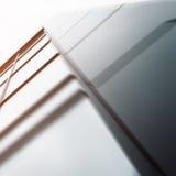 Handlowy budynku drapacz chmur robić szklana powierzchowność Obraz Royalty Free