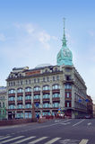 Handlowy dom Esders i Scheefhals, święty Petersburg Zdjęcie Royalty Free