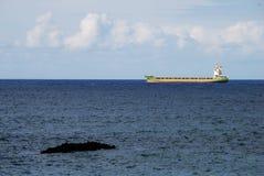Handlowy statek Zdjęcia Stock
