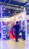 Handlu Międzynarodowego jarmark AUTOCOMPLEX Zdjęcia Stock