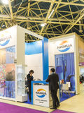 Handlu Międzynarodowego jarmark Khimia Zdjęcie Stock