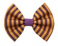 Handmade łęku krawat odizolowywający Fotografia Royalty Free