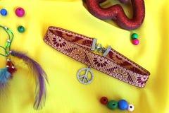 Handmade аксессуары Стоковая Фотография RF