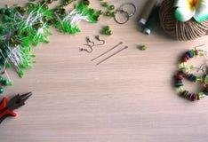 Handmade аксессуары Стоковое Изображение