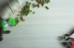 Handmade аксессуары Стоковое Фото