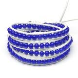 Handmade браслет обруча Стоковые Изображения
