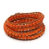 Handmade браслет обруча Стоковые Фото