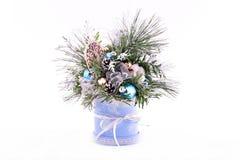 handmade ваза с цветками Стоковое Изображение RF