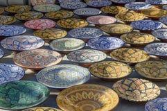 Handmade гончарня стоковое изображение