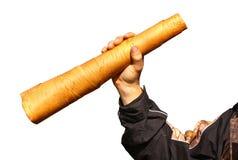 Handmade звонок ворчанья оленей Стоковые Фотографии RF