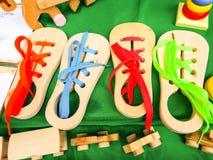 handmade игрушки Стоковые Фотографии RF
