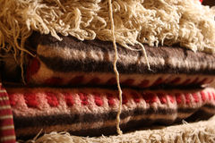 Handmade ковры стоковое изображение rf