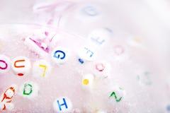 Handmade конец слизи вверх игрушки иллюстрации детей 3d Мягкая слизь Стоковые Изображения RF