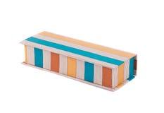 Handmade коробки с материалами искусства для оформления Стоковое Изображение