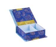 Handmade коробки с материалами искусства для оформления Стоковые Изображения RF
