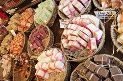 handmade мыла стоковое фото