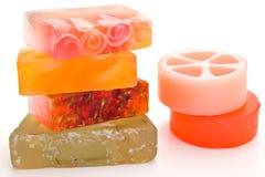 handmade мыла Стоковые Изображения