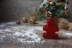 Handmade мыло как подарок Стоковые Фотографии RF