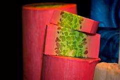 handmade мыло Стоковое Фото