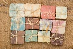 handmade мыла стоковая фотография rf