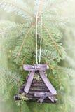 Handmade орнамент рождества Стоковые Фотографии RF