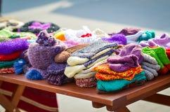 Handmade одежды Стоковая Фотография