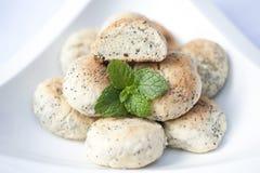 Handmade печенья Стоковые Изображения
