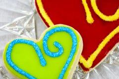 Handmade печенья Shortbread Стоковое фото RF