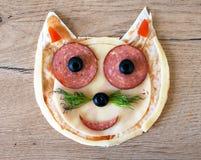 handmade пицца стоковые изображения