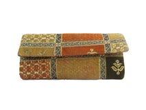 handmade портмоне джута Стоковое Изображение