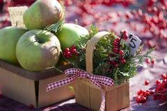 Handmade праздничные подарки Стоковая Фотография RF