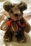 Handmade плюшевый медвежонок Стоковое Изображение RF