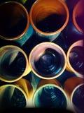 Handmade румынская чашка глины Стоковые Фотографии RF