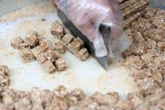 Handmade сахар Стоковое Изображение