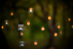 handmade светильник Стоковое Фото