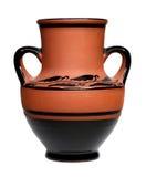 handmade старая ваза Стоковые Изображения RF