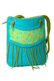 Handmade сумка войлока Стоковое фото RF