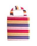 Handmade сумка хлопка красивый цвет стоковое изображение rf