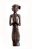 Handmade тайская традиционная деревянная кукла Стоковое фото RF