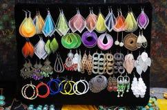 Handmade тибетские ювелирные изделия Стоковая Фотография