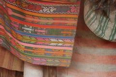 Handmade ткань Стоковые Изображения