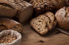 Handmade хлеб стоковые изображения rf