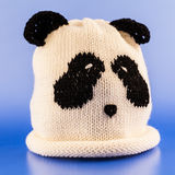 Handmade шляпа шерстей Стоковое фото RF
