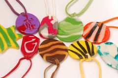 Handmade ювелирные изделия Стоковая Фотография