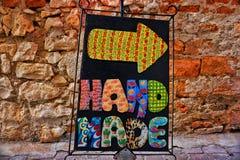 handmade image stock