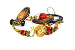 Free Handmade Accessories Royalty Free Stock Photo - 39053665