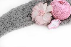 Handmade accessories Stock Photo