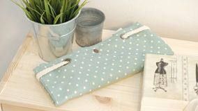 Handmade Bag Packaging Stock Photo