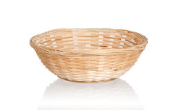 Handmade basket Stock Photos