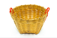 Handmade Basket Stock Images
